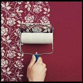 Jual Roll Cat Motif Wallpaper Harga Roll On Pattern